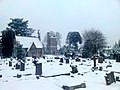 Englefield Green Cemetery in Snow.jpg