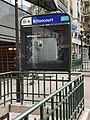 Entrée Station Métro Billancourt Boulogne Billancourt 5.jpg