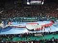 Entrega de medallas Campeonato del Mundo de balonmano 2013.jpg
