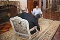 Entrevista otorgada por el Canciller Ricardo Patiño a Telesur (14722689921).jpg