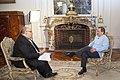 Entrevista otorgada por el Canciller Ricardo Patiño a Telesur (14723493234).jpg