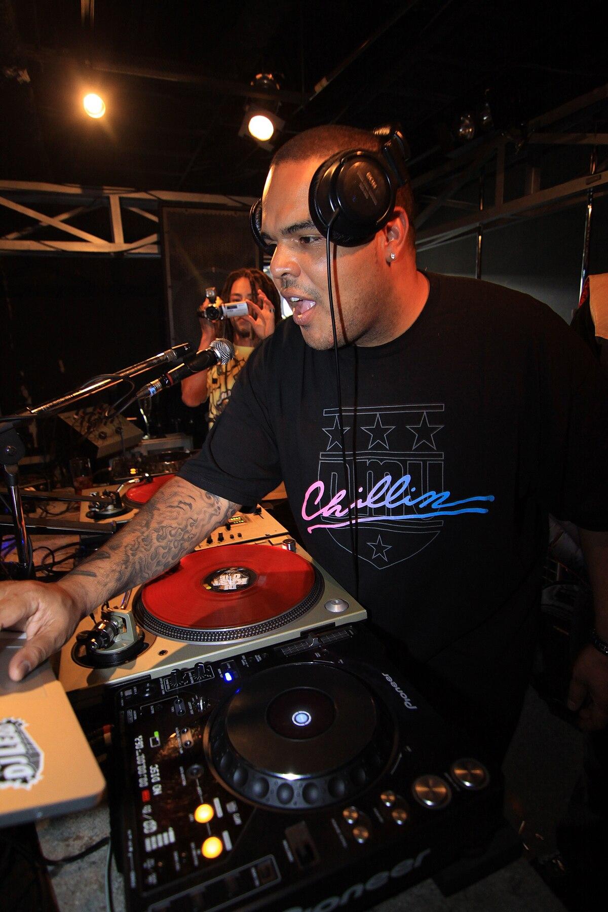 DJ Enuff - Wikipedia