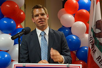 Dublin High School (California) - Eric Swalwell, Dublin High School Class of 1999