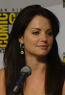 Erica Durance Canadian actress