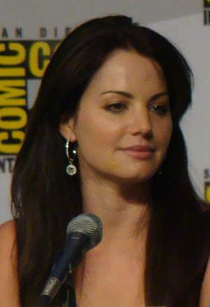 Erica Durance - Durance at the 2010 San Diego Comic-Con