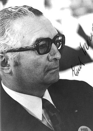 Erich Mende - Erich Mende 1971