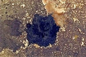 Al-Safa (Syria) - Es Safa basaltic volcanic field.