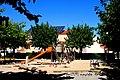 Escaso movimiento en el parque de Los Bomberos a medio día - panoramio.jpg