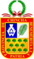 Official seal of Chincha Alta
