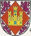 Escudo de Sancho de Castilla, hijo de Alfonso XI el Justiciero.jpg