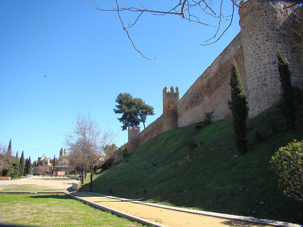 España - Toledo - Recinto Visigodo 003