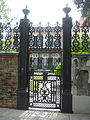 Esplanade Ave FQ Sept O9 Iron Gate.JPG