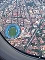 Estadio Azul from the air.jpg