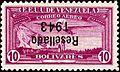 Estampilla de Venezuela 1943 000.jpg