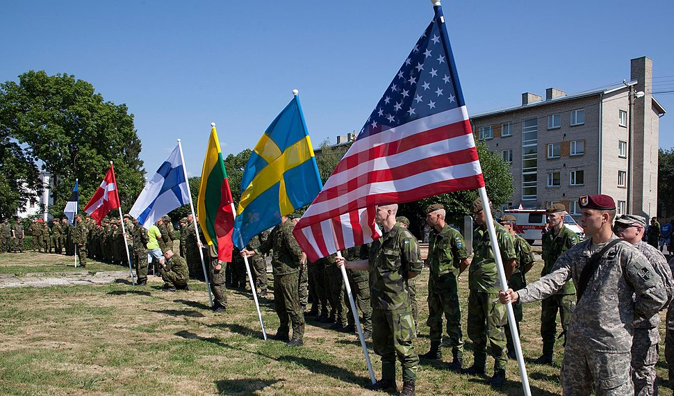 Estonia's Admiral Pitka Recon Challenge