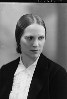 Ethel Mannin on 6 June 1939