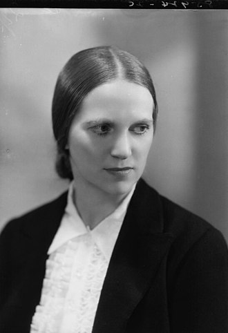 Ethel Mannin - Ethel Mannin on 6 June 1939