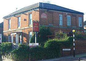 Upperthorpe Sheffield Wikipedia