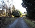 Exit to B933 from Kincardine House - geograph.org.uk - 1116869.jpg