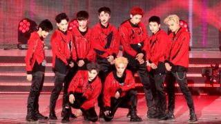 Exo (band) South Korean–Chinese boy group