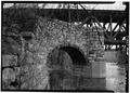 Exterior of West Portal from Delaware River. - Morris Canal, Delaware River Portal, Phillipsburg, Warren County, NJ HAER NJ,21-PHIL,1-A-2.tif