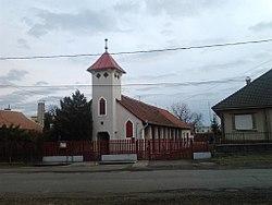 Füzesabony, Református templom.jpg