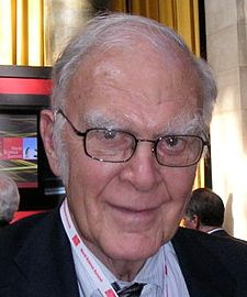 At the inaugural World Science Summit, May 2008