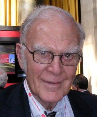 F. Sherwood Rowland - Rowland at the inaugural World Science Summit, May 2008