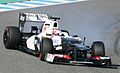 F1 2012 Jerez test - Kobayashi drift (cropped).jpg