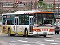 FAB-692 首都客運 暫停服務 傳藝陽明路口 20180110.jpg