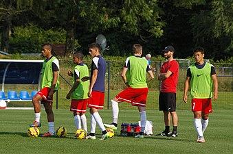 FC Liefering gegen Creighton University 48.JPG