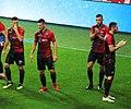 FC Salzburg versus KF Shkëndija Tetovo (CL-Qualifikation) 35.jpg