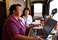 FEMA - 30285 - FEMA staff training a new hire in Kansas.jpg