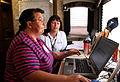 FEMA - 30285 - FEMA staff training a new hire in Kansas.jpg