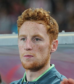 FIFA WC-qualification 2014 - Austria vs Ireland 2013-09-10 - Stephen Quinn 03.jpg