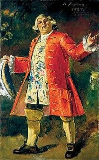 Richard Mayr Austrian opera singer
