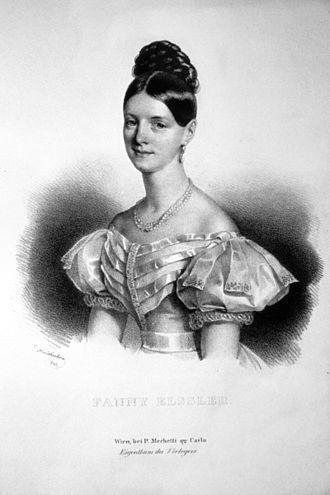 Fanny Elssler - Fanny Elssler