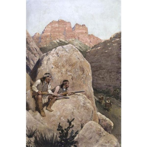 the ambush of the apaches on september 18 1879 Victorio, chief of the warm springs apaches, led his own people and some of the   in september 1879 victorio recrossed the border and again wrought havoc in  new mexico military  the chief set up an ambush in a mountain pass and  annihilated all 15 of his pursuers  last modified: fri, oct 18 2002 10:00:00 pm  pdt.