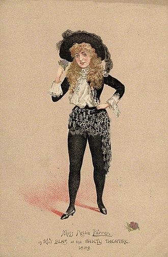 Nellie Farren - Image: Farren RB