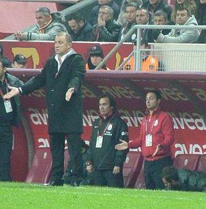 Fatih Terim - Terim with Galatasaray in 2011