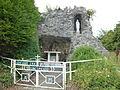 Febvin-Palfart (Pas-de-Calais) grotte de Lourdes.JPG