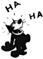 Felix Cat-Haha (transp sharp).png