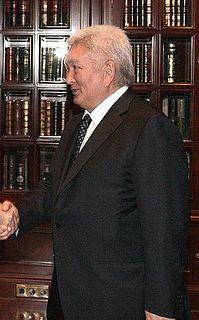 Felix Kulov Kyrgyz politician and former Prime Minister