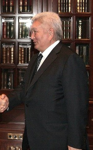 Prime Minister of Kyrgyzstan