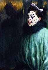 Femme à la Voilette