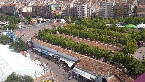 Recinto Ferial De Albacete Wikipedia La Enciclopedia Libre