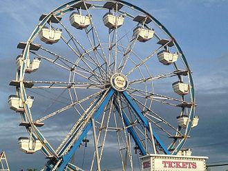Vermont State Fair - Ferris Wheel Coleman Brothers