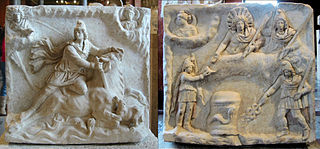 Double-sided Mithraic Relief