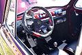 Fiat 500 1968 Cockpit Lake Mirror Cassic 16Oct2010 (14877252165).jpg