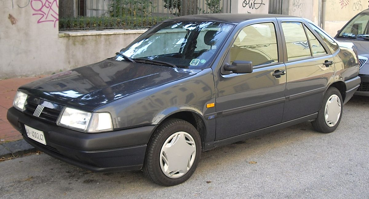 Ford Model B >> Fiat Tempra - Wikipedia